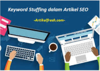 pengertian dan bahaya keyword stuffing