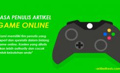 jasa penulis artikel game online