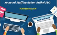 keyword stuffing dalam seo