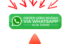 order artikel via whattsapp