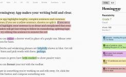 tool untuk mengoreksi artikel english